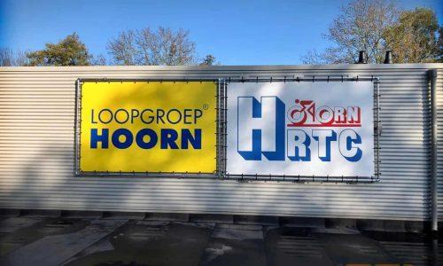 Loopgroep Hoorn spandoeken geplaatst (1)