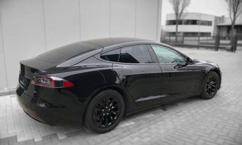 Tesla black